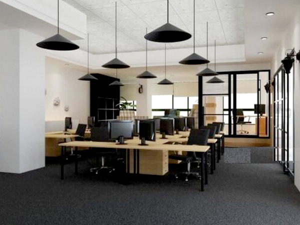 華科星電氣-辦公環境