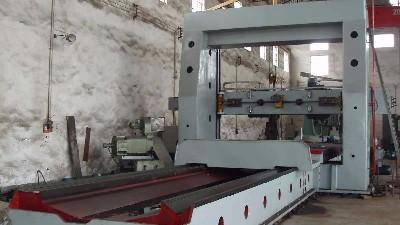 日本富士伺服系統在龍門刨銑床中應用